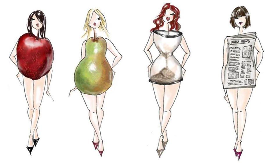 Welke jurk bij jouw figuur?